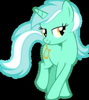 Lyra Heartstrings #5 by VaderPL