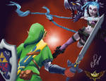 Link vs Jinx