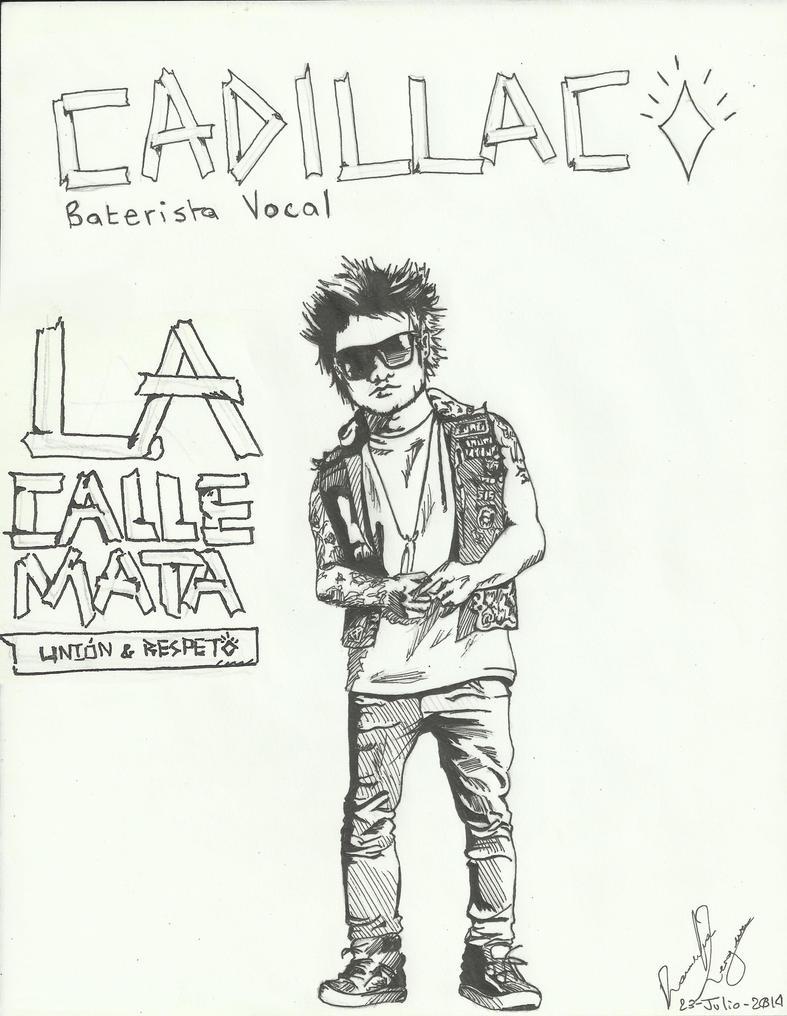 Cadillac LAcallemata by dark-ishida-lover