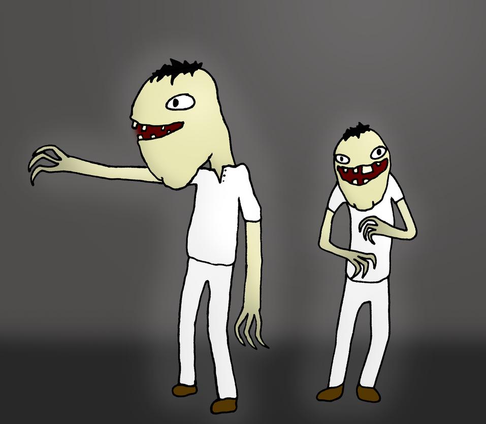 Kronos Zombies By Darksack100 On DeviantArt