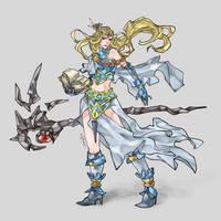Commission: Kira by JomanMercado