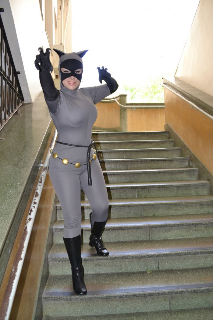 Batman animated series u0027s catwoman cosplay by noooooname ... & Batman animated series u0027s catwoman cosplay by noooooname on DeviantArt