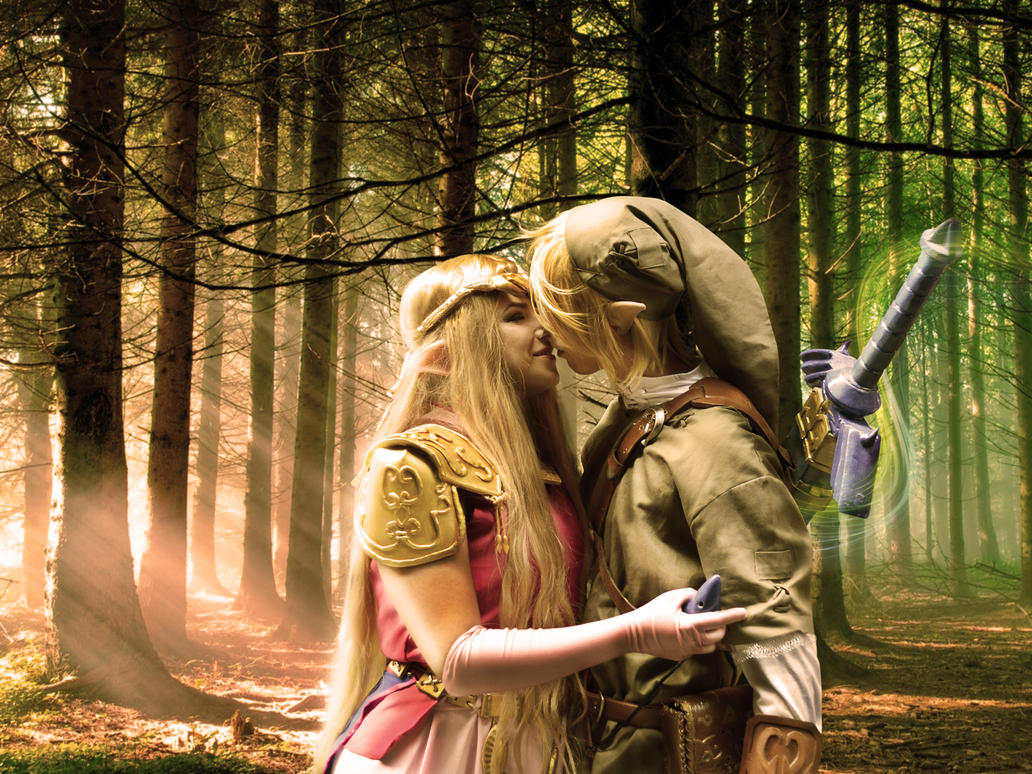 Cosplays favoritos Zelda_and_link_by_picsbynandemonai_d7l0lph_by_carollinae-d7ll4wb