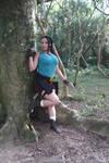 Lara Croft - Tomb Raider by noooooname