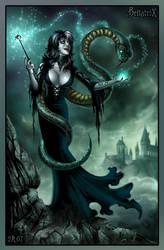 Bellatrix LeStrange by Candra