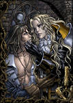 Richter and Alucard color