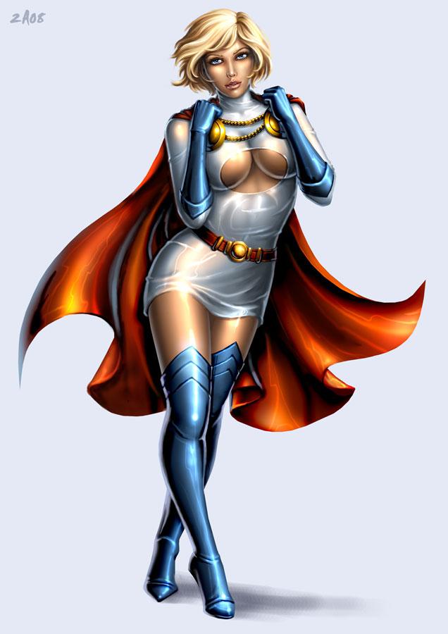 Power Girl IV