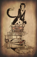 Ex Libris by Candra