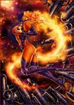 Starfire - color