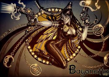 Bayonetta by Candra