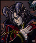 Mephistopheles - close-up