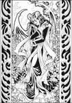 Sorrow of Mephistopheles - BW