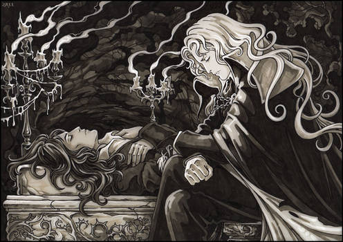 Alucard's Nightmare