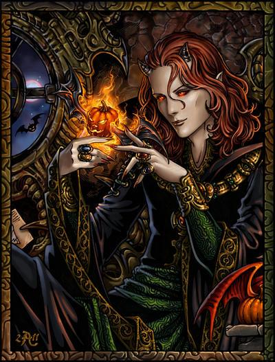 Pumpkin Master by Candra