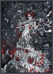 Emilie Autumn - magic violin by Candra