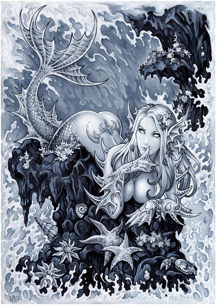 Mermaid by Candra