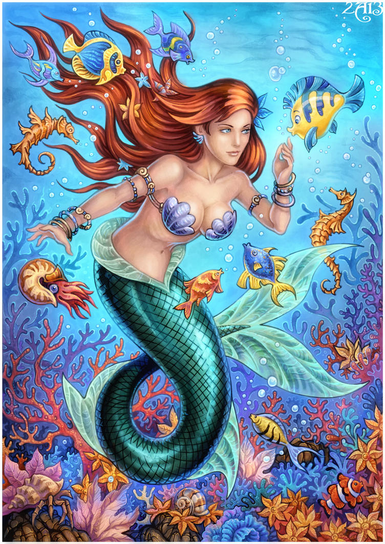 Ariel by Candra