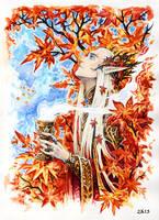 Autumn in Mirkwood