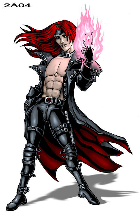 Gambit by Candra