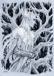 Frosty winter in Mirkwood