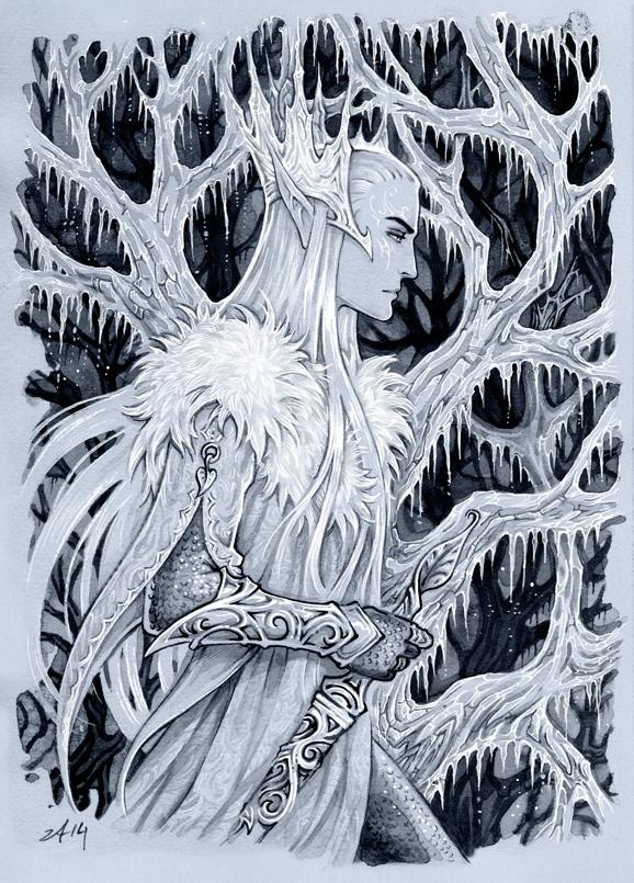 Winterly Mirkwood Frosty_winter_in_mirkwood_by_candra-d6utm3v