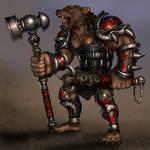 Bear-warrior