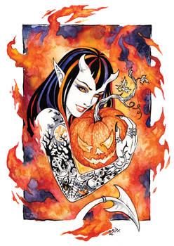 Fire of Halloween