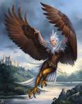 Flying Harpy