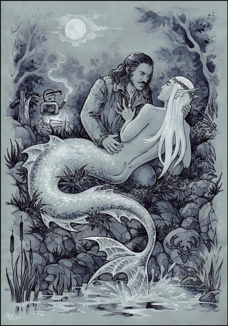 Bard and Thrand... Kili And Tauriel Romance Fanfiction