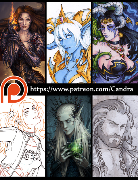 Patreon! by Candra
