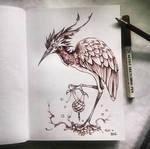 Instaart - Bird