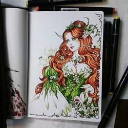 Instaart - Queen Silarial