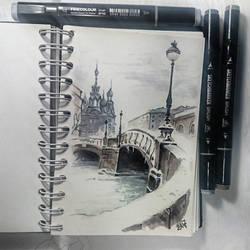 Instaart - Tripartite Bridge