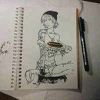 Instaart - Chloe Price (NSFW optional) by Candra