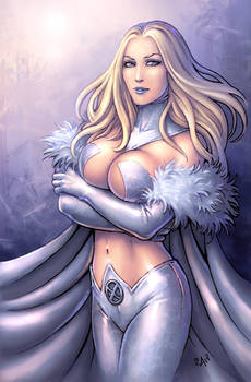 Emma Frost (SFW version)