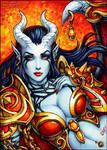 Akasha - Queen of Pain (SFW version)