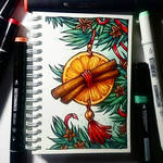 Instaart - Spicy New Year