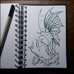 Instaart - Dragon
