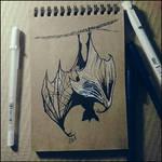 Sketchbook - Flying Fox