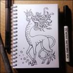 Sketchbook - Hybrid Beast