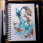 Sketchbook - Water Magic