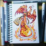 Sketchbook - Fire Magic