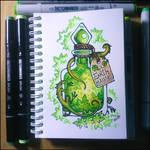 Sketchbook - Earth Magic