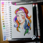Sketchbook - Delirium