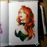 Sketchbook - Playboy Ivy