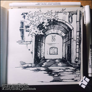 Sketchbook - Arches