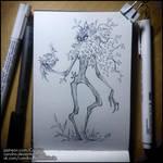 Sketchbook - Ent