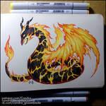 Sketchbook - The Serpent of Fire
