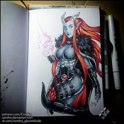 Sketchbook - Athena Barlow
