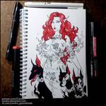 Sketchbook -   Leanansidhe (NSFW on Patreon)